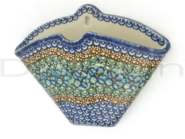 Polish Pottery Stoneware COFFEE FILTER HOLDER