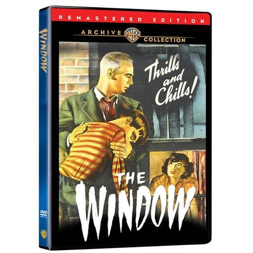 Window, The from Warner Bros.: Nine-year-old Tommy Woodry has a history of making things up, but he insists he… #Movies #Films #DVD Video