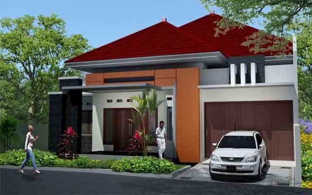 Desain Rumah Minimalis Type 70 Terbaru