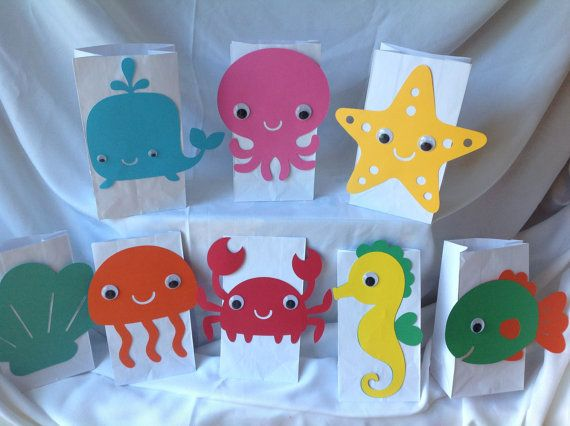 Under The Sea Birthday Party by DreamComeTrueParties on Etsy, $25.00