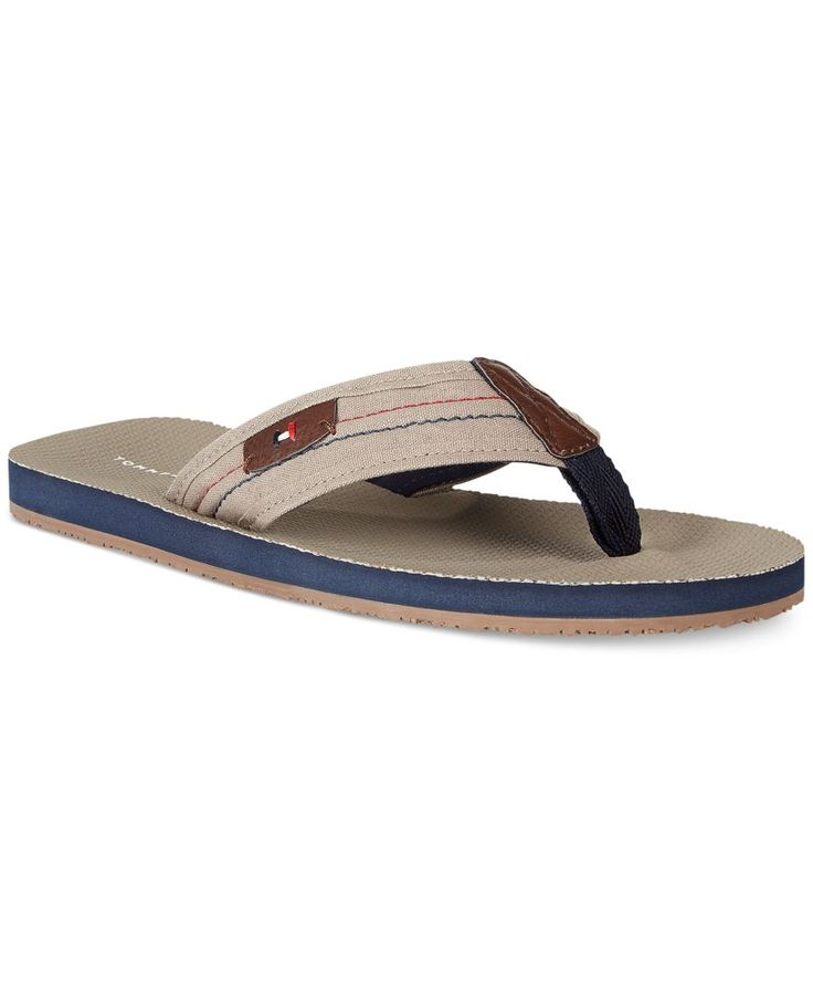 tommy hilfiger danson flip flops products pinterest shops. Black Bedroom Furniture Sets. Home Design Ideas