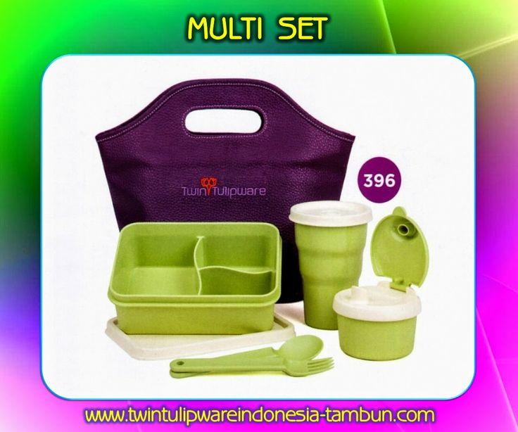 MULTI SET - Produk #Tulipware Terbaru 2014