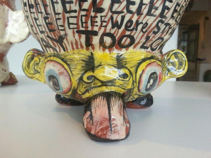 detail of Honey Bucket - Andy Kingston 2014
