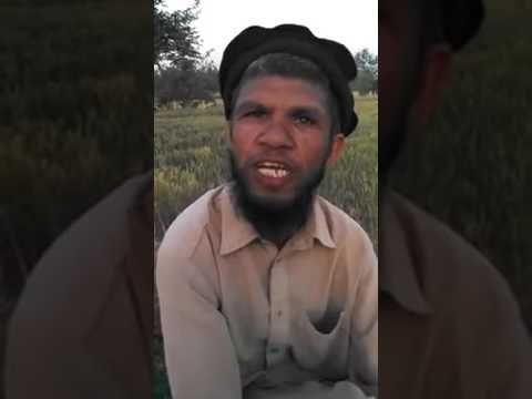 Jalat Khan New Video   za zan la kherati khaza goram   YouTube