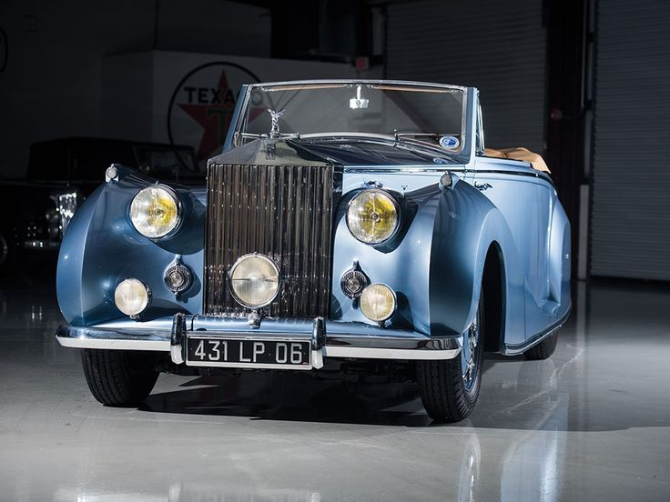 1948 Rolls-Royce Silver Wraith | Classic Driver Market