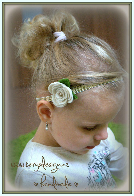 Original handmade fashion accessories Headband http://eshop.terysdesign.cz/ www.terysdesign.cz