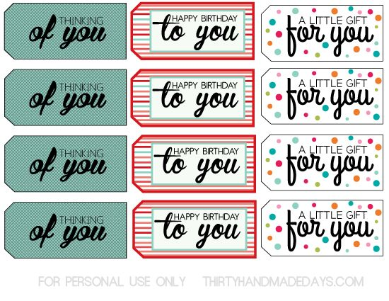168 best Crafting - Printables images on Pinterest Craft, Free - free printable shipping labels