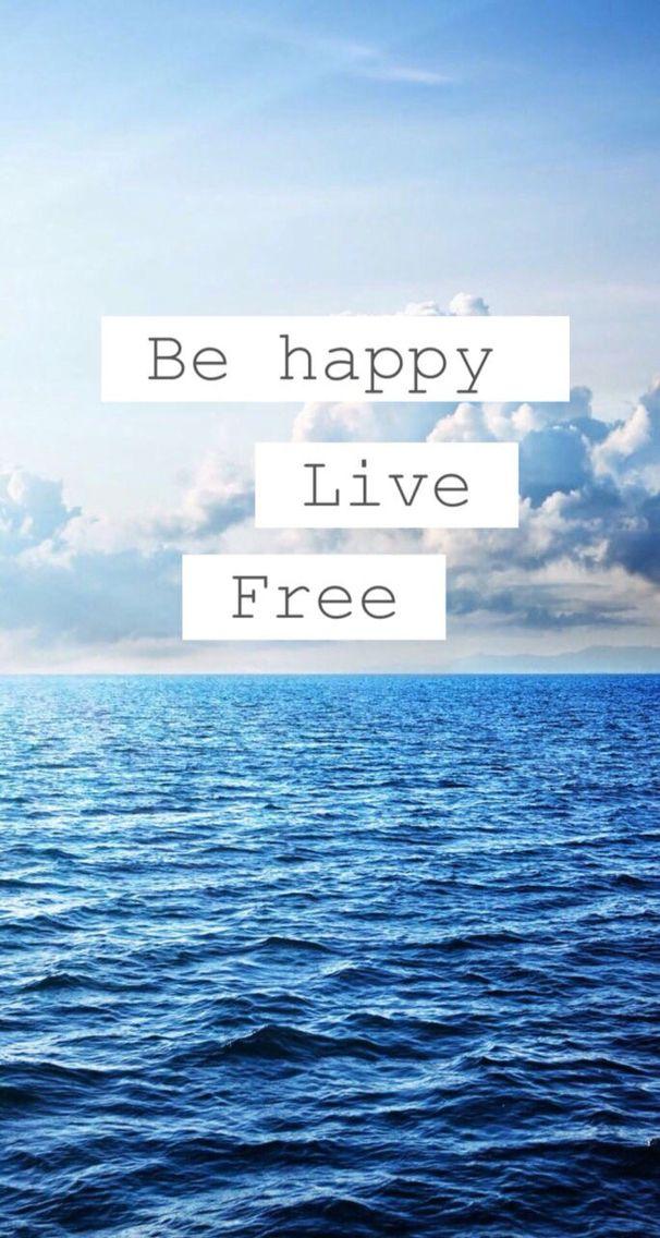 Be happywallpaper iPhone