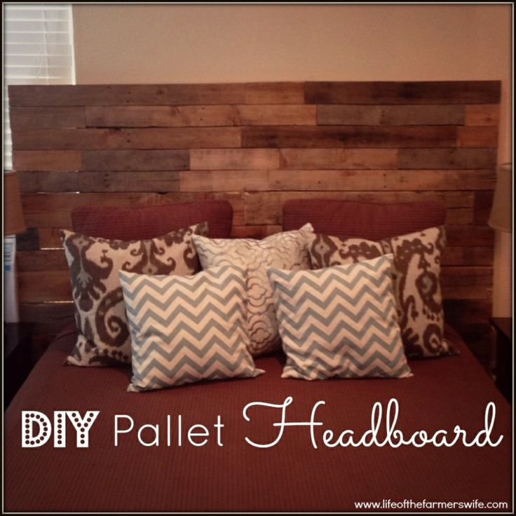 25 best Pallet images on Pinterest Pallet projects Bedroom