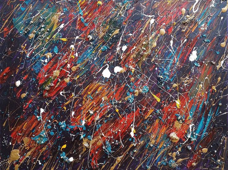 Galaxy-Oil-on-Canvas-Ink-Rocks-Abstract-Expressionism-Art-Modern-Contemporary-Painting-Texture-Impasto-Outer-Space-Meteorites-Cosmic-Colourful_1024x1024.jpg (1024×766)