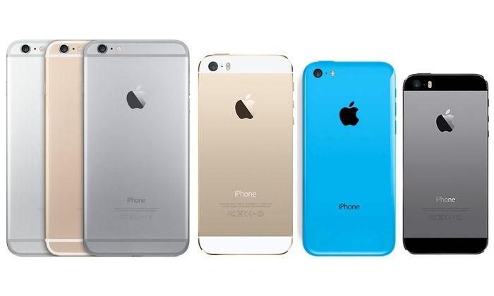 Clickwrap LTD: Refurbished Apple iPhone 5, 5c, 5S or 6 With Free Delivery