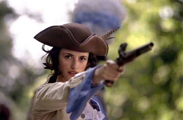 """Penélope Cruz in """"Fanfan la Tulipe"""" (2003)."""