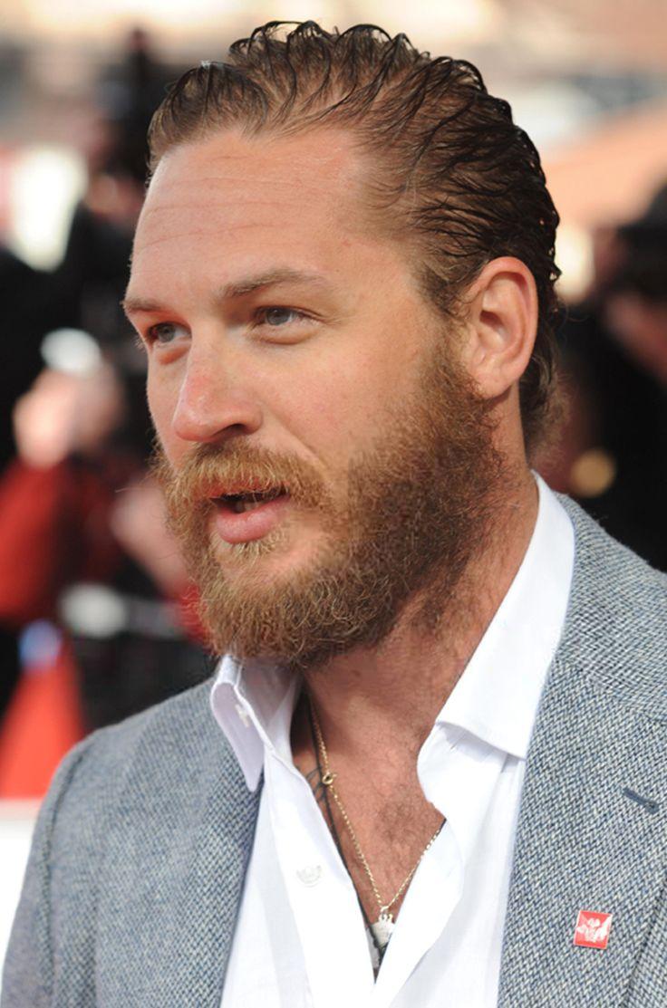 tom hardy... ohhh this bearded man. Yum!