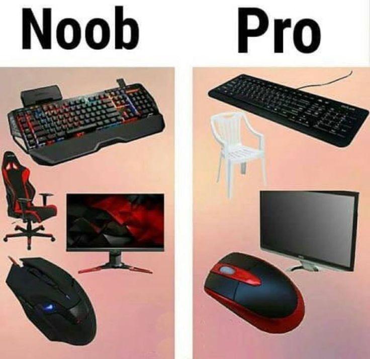 Qual você joga? Noob ou Pro?  -  Notícias de LOL e tudo sobre E-Sports Acesse: