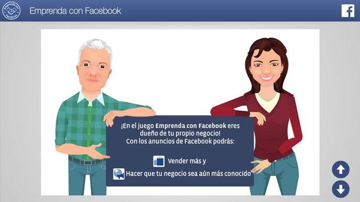 """""""Emprenda con Facebook"""", la plataforma de Elearning gratuita de Facebook - http://webadictos.com/2015/10/07/emprenda-con-facebook-elearning/?utm_source=PN&utm_medium=Pinterest&utm_campaign=PN%2Bposts"""