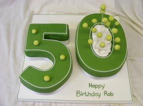 7 Best Number Fifty Cake Designs Images On Pinterest