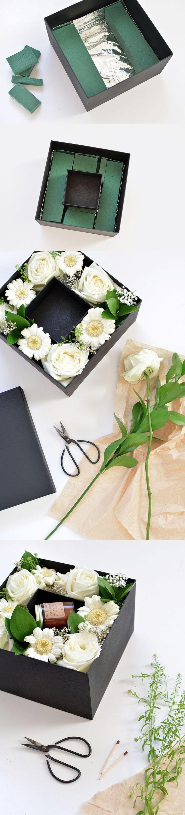 Lindo regalo DIY para madrina de boda / http://www.burkatron.com