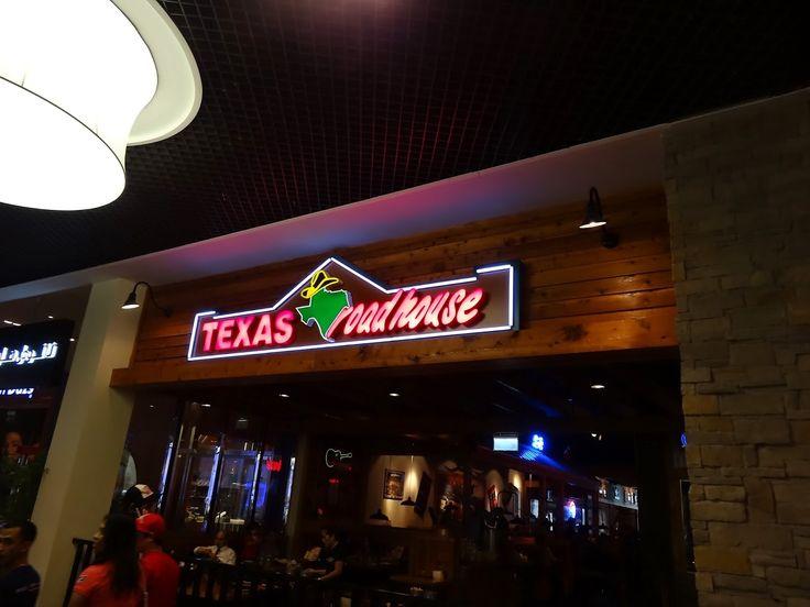 Amerikaans restaurant in het buitenland: Texas Roadhouse - Dubai, Verenigde Arabische Emiraten