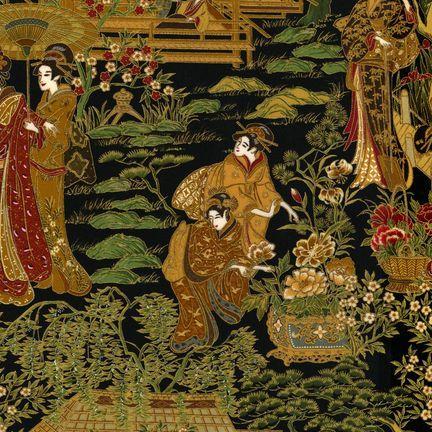 Robert Kaufman - Oriental Traditions 4 ESKM-6279-2 BLACK