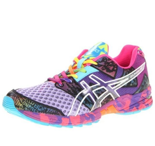 Asics Running Shoes Women ASICS Women's GEL-Noosa Tri 8 Running Shoe  Synthetic Rubber sole Weight: oz Perforated sockliner and open mesh upper  WET GRIP ...