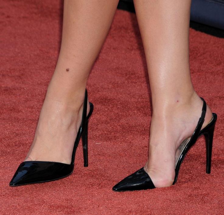 Brooklyn Decker and her elegant feet!
