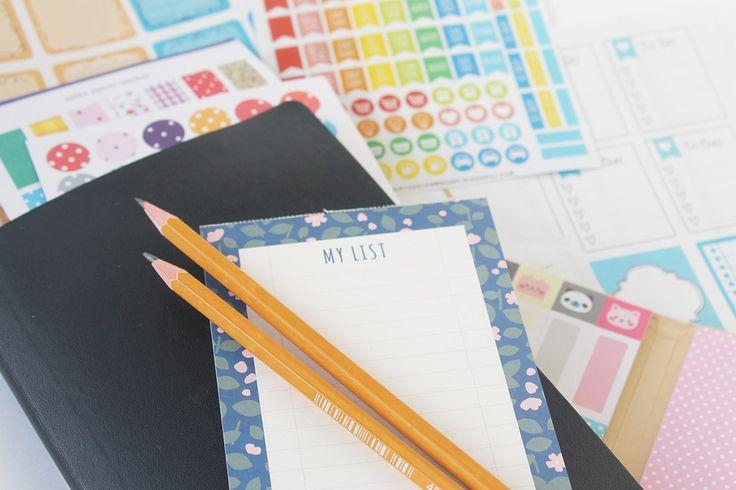 Планирование для блога. Часть 1.