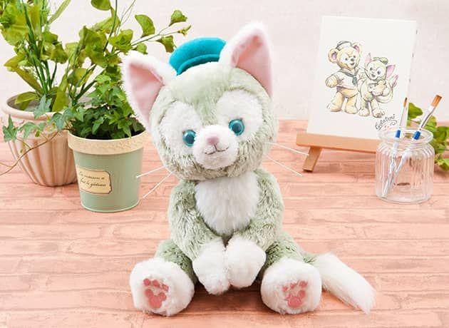 グッズ | ダッフィーの新しいお友だち ジェラトーニ | いっしょだと、いいことありそう。Duffy the Disney Bear| 東京ディズニーリゾート