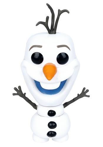 Statuetta decorativa Olaf di Walt #Disney del brand Funko collezione Pop!. Altezza: 10 cm circa. Sulla scrivania, in auto o su una mensola in bagno. Non importa dove, scegli il luogo perfetto per il tuo Funko! La statuetta viene consegnata in una speciale scatola con finestra trasparente che ne mostra l'interno.