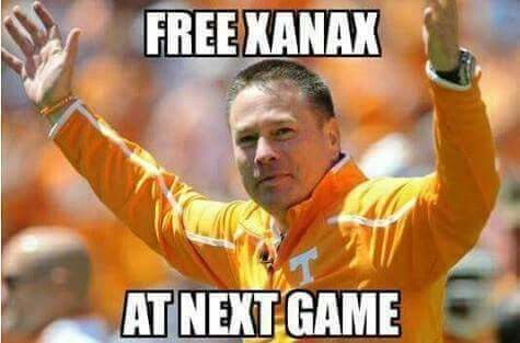 Lol.......fans will probably need some based on previous 5 games!