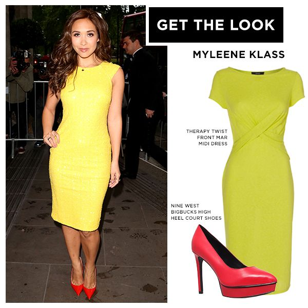 How can you not fall in love with Myleene's style? Shop now: http://hofra.sr/yZKKG: Clothing Shops, Myleene Styles, Outfit Inspiration, Covet Fashion, Myleen Styles