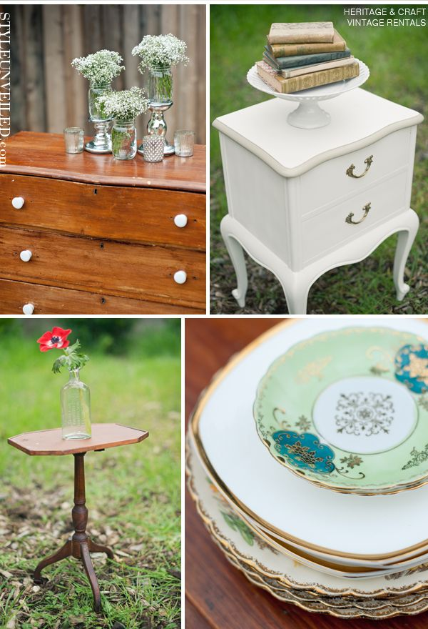 Vintage lovelies from Heritage Craft