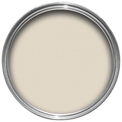 Dulux Matt Paint Almost Oyster, living room
