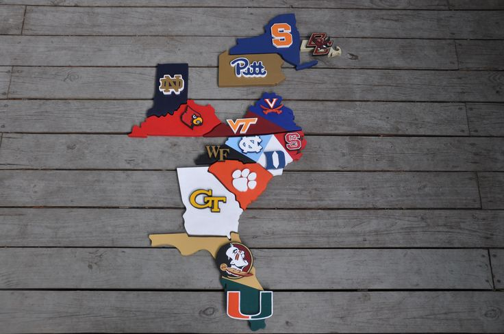 ACC plaque by LewsPlaquesForYou (lewsplaquesforyou at gmail.com and https://www.facebook.com/lewsplaquesforyou). #acc #bostoncollege #eagles #syracuse #orange #pitt #panthers #notredame #nd #fightingirish #louisville #cardinals #virginia #uva #cavaliers #virginiatech #vt #hokies #unc #northcarolina #tarheels #wakeforest #wake #demondeacons #duke #bluedevils #ncstate #northcarolinastate #wolfpack #clemson #tigers #georgiatech #yellowjackets #floridastate #fsu #seminoles #miami #hurricanes