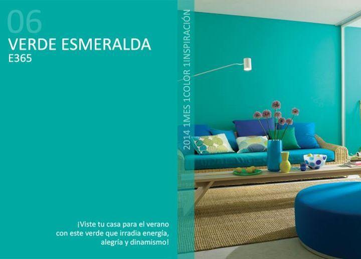 Resultado De Imagen Para Colores Para Combinar Con Verde Esmeralda Home Decor Decals Decor Home Decor