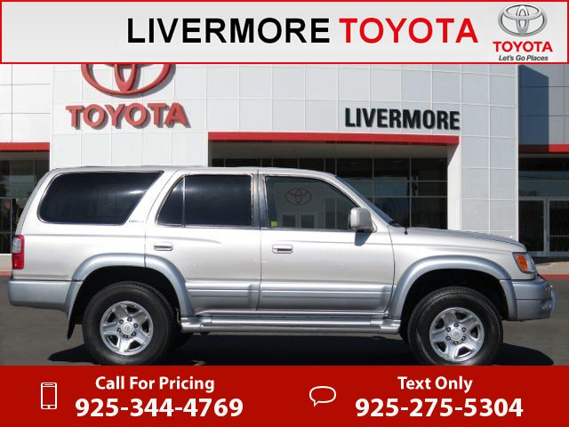 1999 Toyota 4runner Sport Utility Limited  127k miles Call for Price 127776 miles 925-344-4769 Transmission: Automatic  #Toyota #4runner Sport Utility Limited #used #cars #LivermoreToyota #Livermore #CA #tapcars