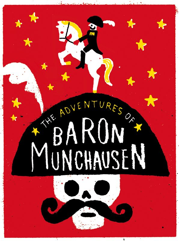 Benoit Tardif: Movie Posters, Illustrations Art, Benoit Tardif, Baron Von Munchausen, Baron Munchausen, Screens Society, Silver Screens, Inspiration Art, Ben Tardif
