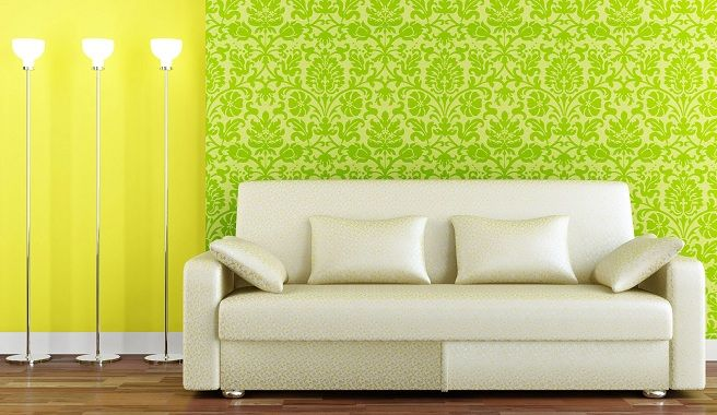 Tips on choosing wallpaper | Polos Furniture