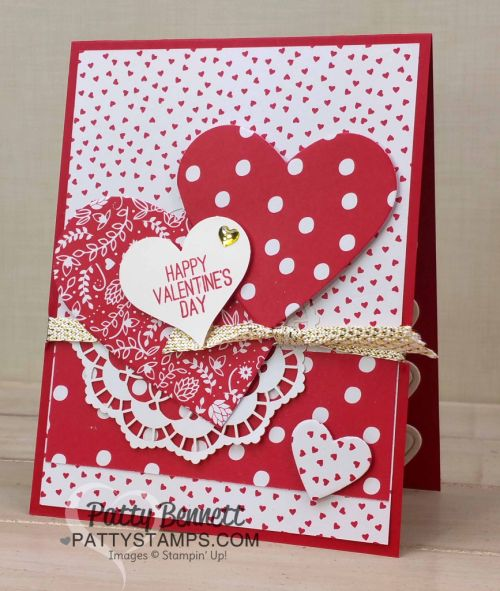243 best SU Sealed with Love images on Pinterest | Valentine day ...