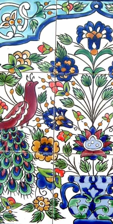 Moroccan Decorative Mosaic Tiles