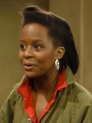"Tempestt Bledsoe -  Vanessa, the consummate middle sister on ""The Cosby Show."""