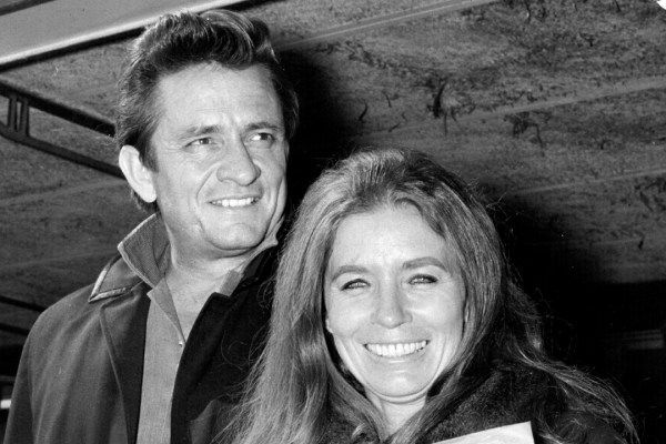 Johnny Cash's proposal to June Carter was something straight out of a movie — literally.