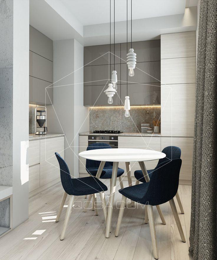 Фото из портфолио Apartment in Ukraine – фотографии дизайна интерьеров на InMyRoom.ru