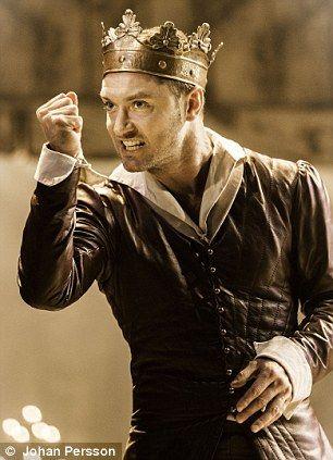 Jude Law Henry V