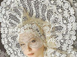 Воздушное очарование работ елецких кружевниц - Ярмарка Мастеров - ручная работа, handmade