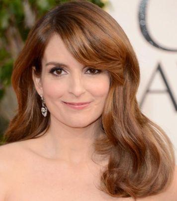 Beautytiptoday.com: Golden Globes Host Tina Fey Has Amazing Hair ...
