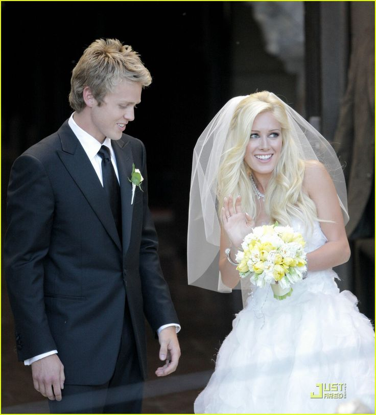 Heidi Montag And Spencer Pratt Wedding Flowers