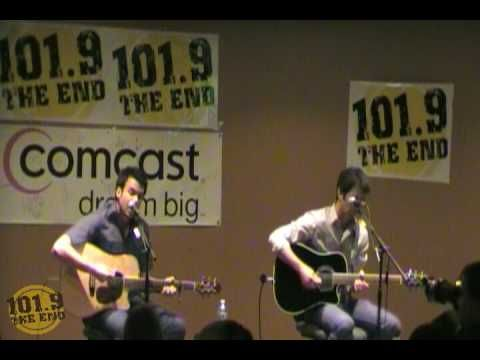 """Howie Day - """"Collide"""" (Acoustic)"""