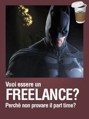 Perchè non provare ad essere un part time #freelance?