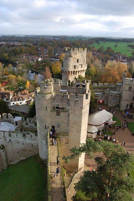 Warwick Castle, United Kingdom