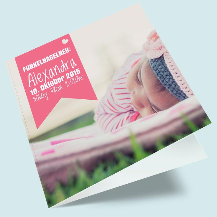 94 besten babykarten geburtskarten selber gestalten bilder auf pinterest babykarte geburt. Black Bedroom Furniture Sets. Home Design Ideas